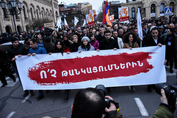 yelq protest