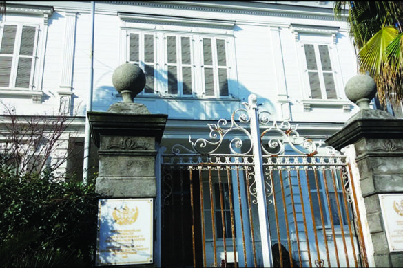 istanbul armenian patriarchate