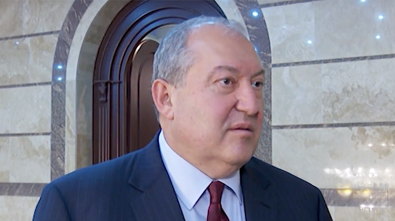 armen sarkissian