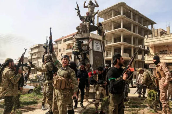 fall of afrin