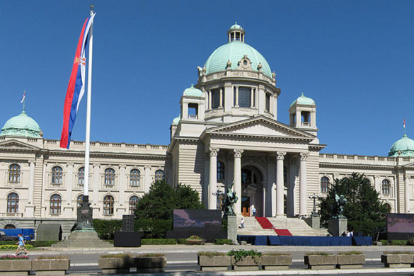 serbia national assembly