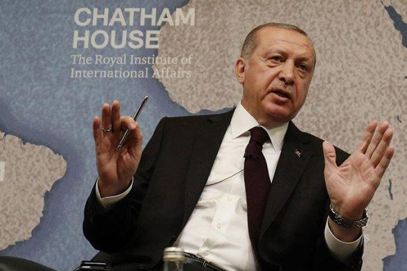 Erdoghan Chatham