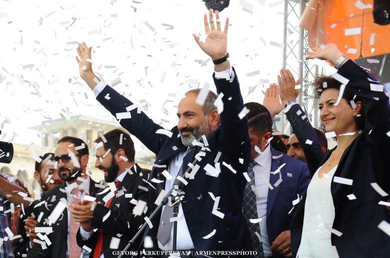 pashinian victory-1