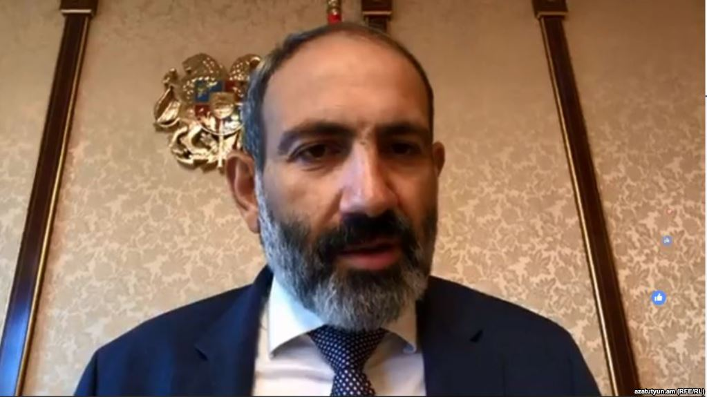 pashinyan-message