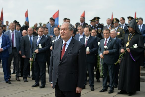 president sarkissian
