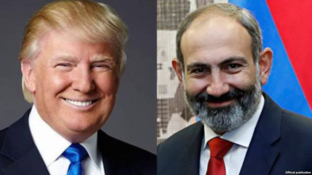 trump-pashinyan