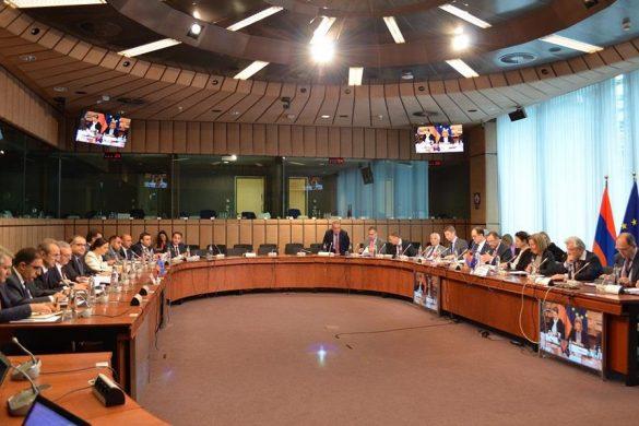 EU-Armenia-Brussels