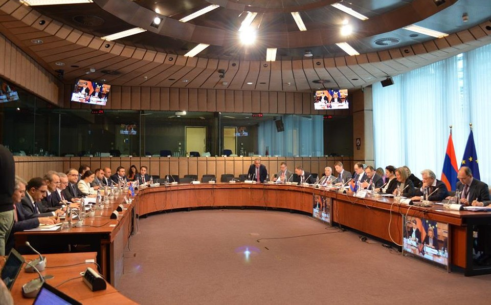 EU-Armenia-Brussels