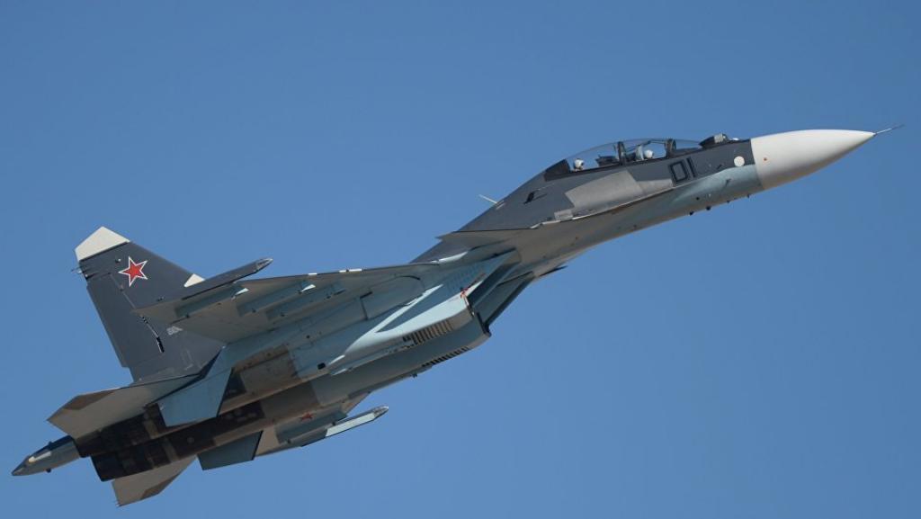 Sukhoi-Su-30SM