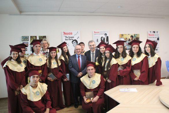 avedisian-Avedisian Graduated 2018