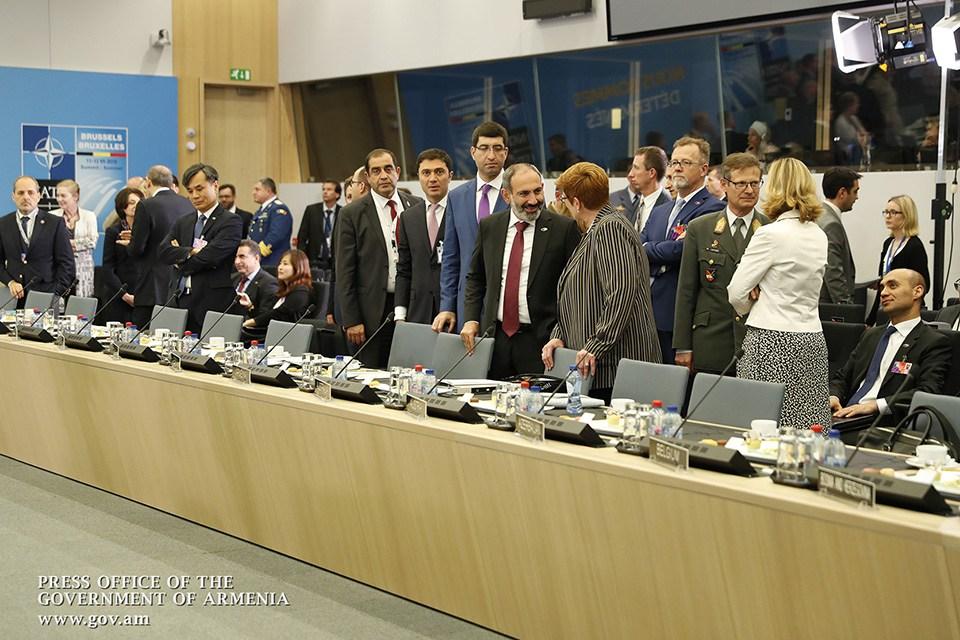 Pashinyan-NATO