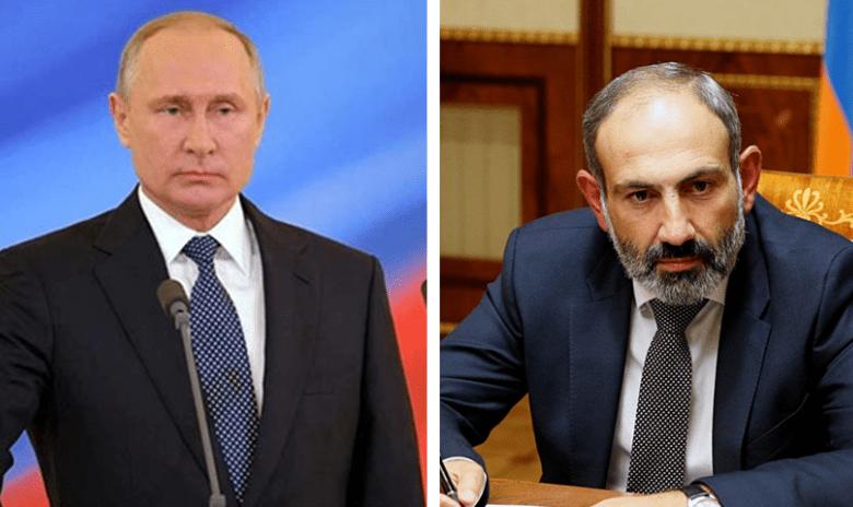 Putin-Pashinyan