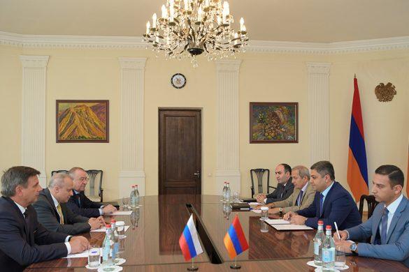 vantezyan-russia embassador
