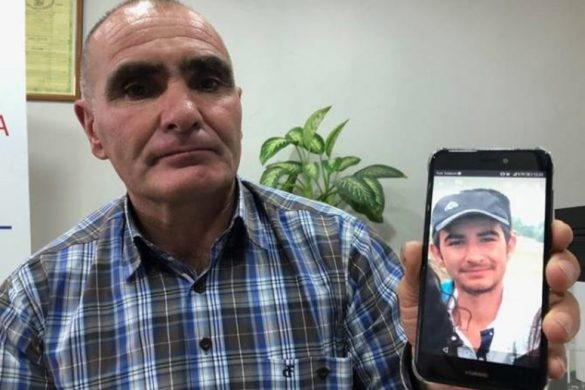 Umut Ali Özmen father