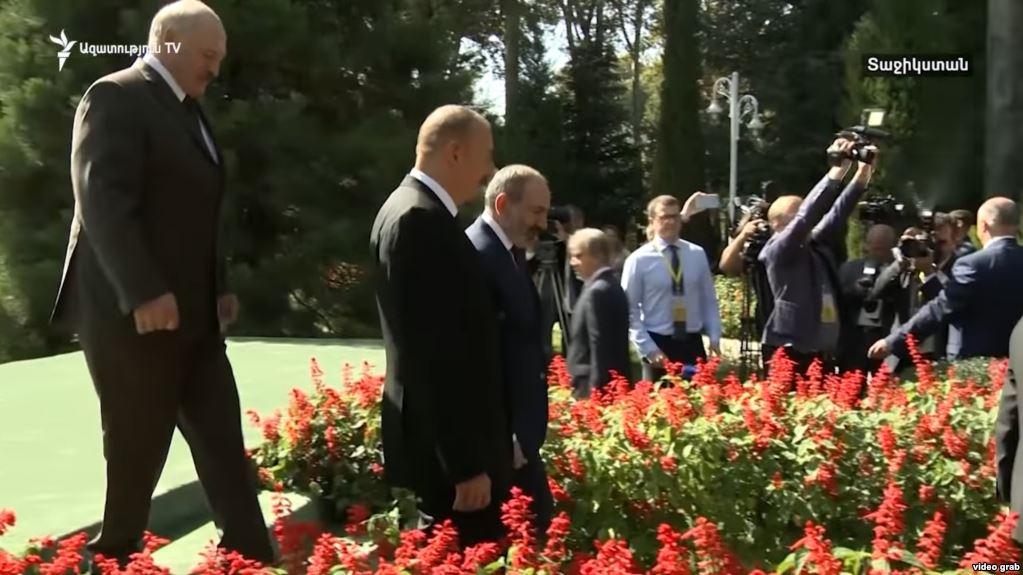 aliyev-pashinyan