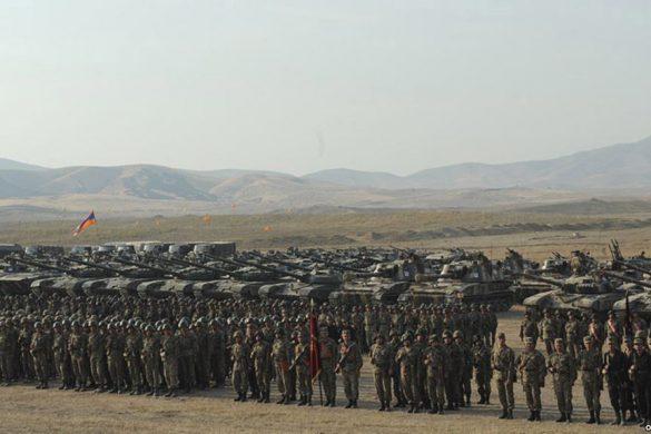karabagh military