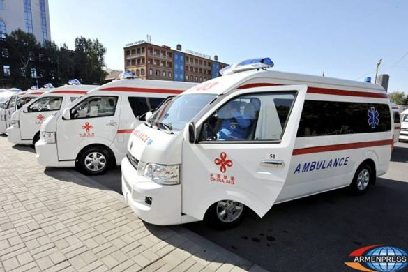 china-ambulances