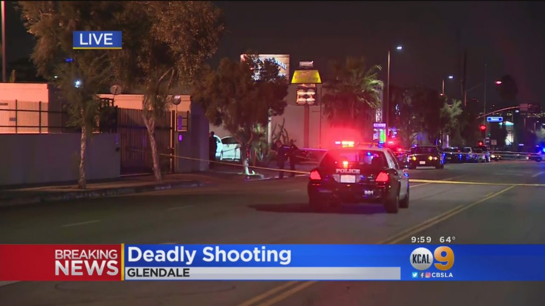 glendale shooting