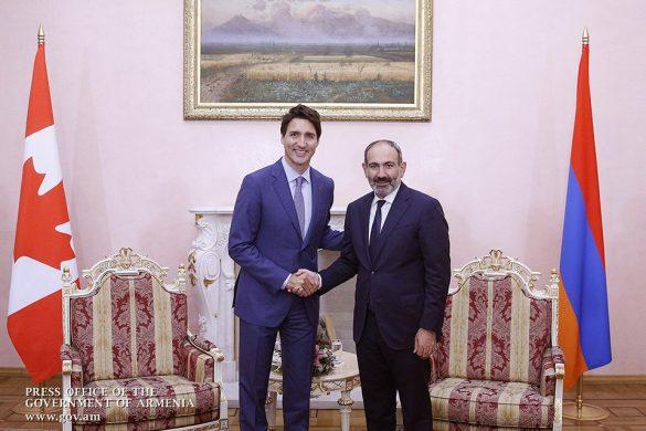 pashinyan-Trudeau-1