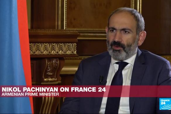 pashinyan-france24