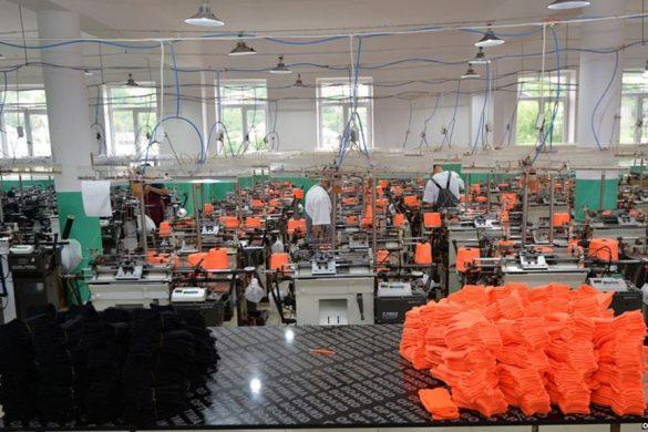 textile factory davoush