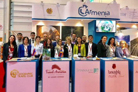 armenia london tourist