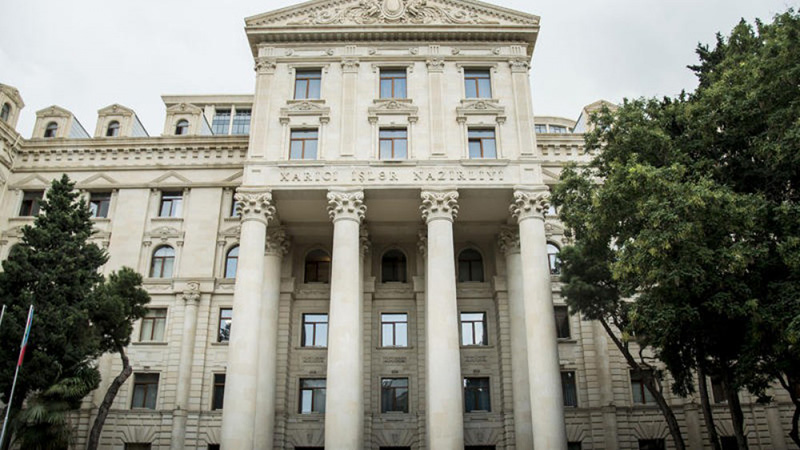 azerbaijan-foreign-ministry