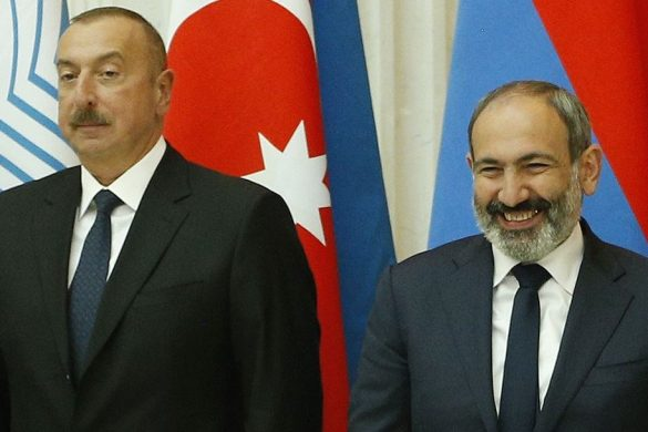 aliyev-pashinyan-st petersburg