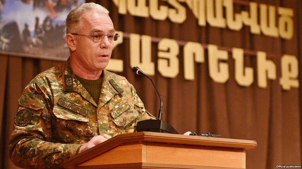 general mnatsakanyan