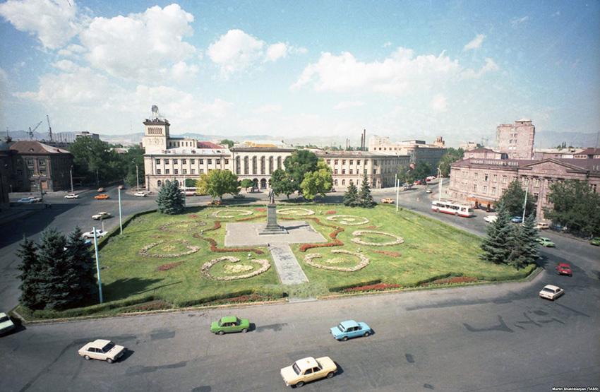 gyumri-plaza