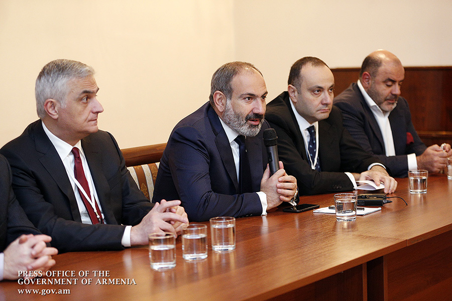 pashinyan-st petersburg