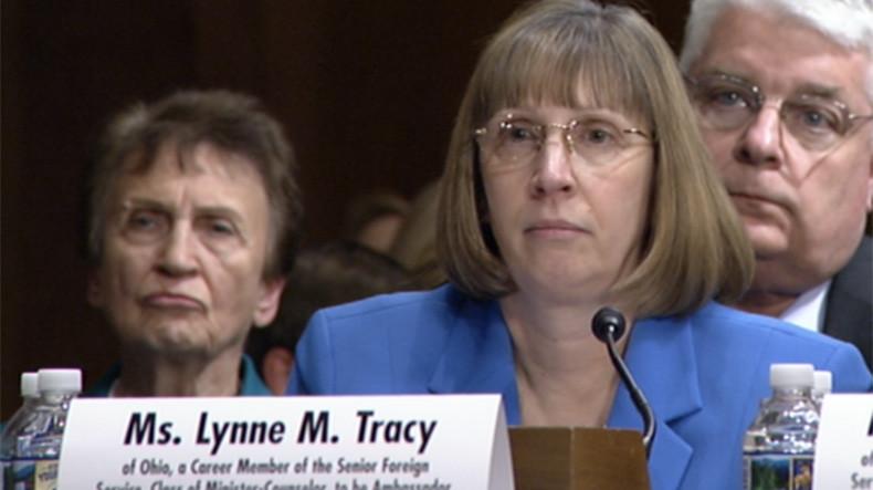 Lynne M. Tracy