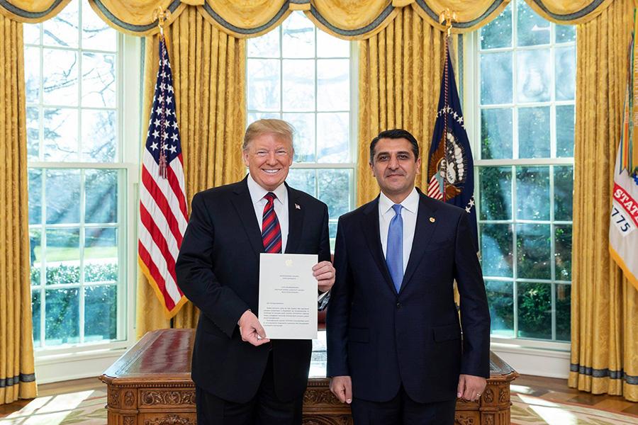 Trump-Nersesyan