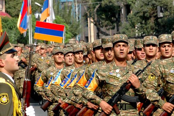 armenia army