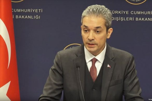 erdogan spokesperson