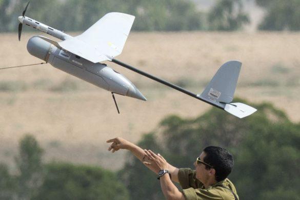 israel-drone