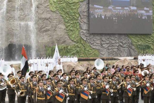 military band abu dabi-2
