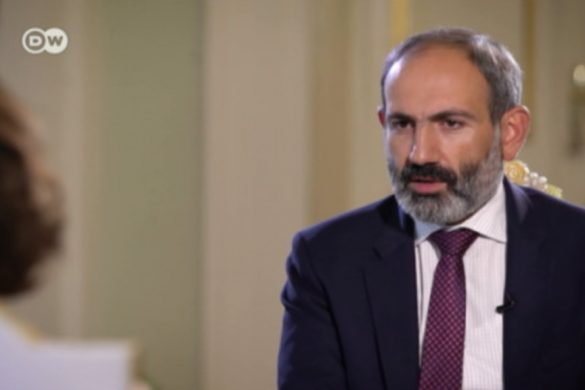 pashinyan-dw-archive