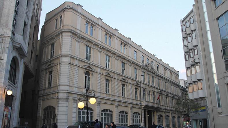 sanasarian building