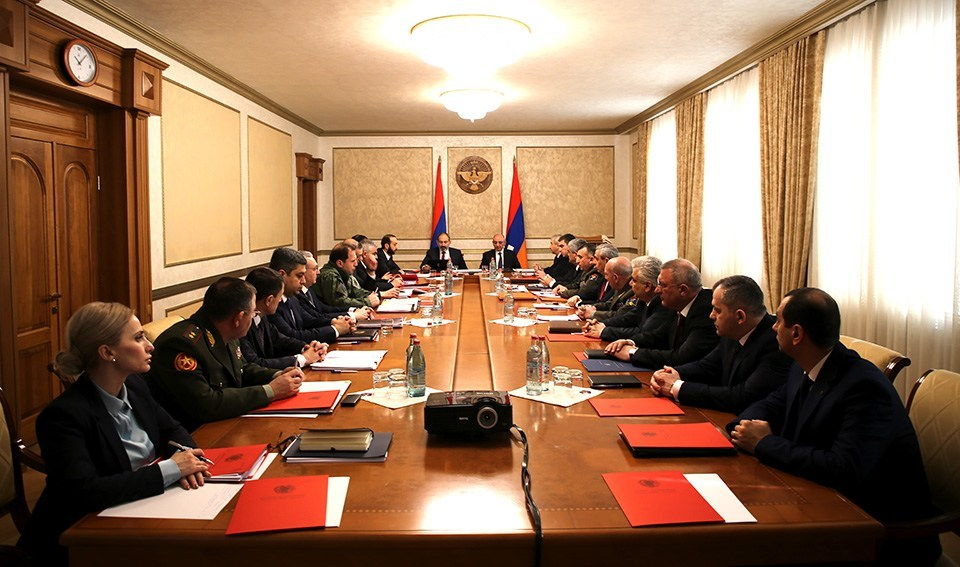 Armenia-NKR-NSC-Meeting-1