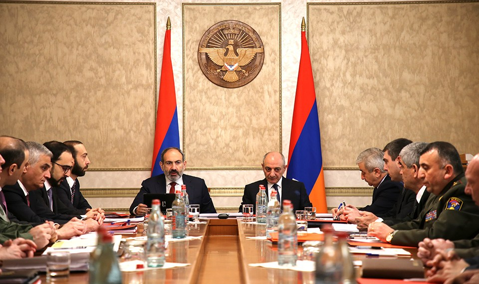 Armenia-NKR-NSC-Meeting-2
