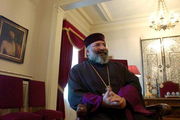 Patriarch-Mesrob-Mutafyan