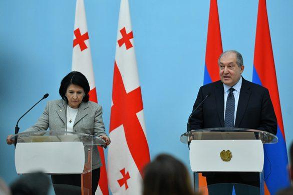 georgia-armenia-presidents