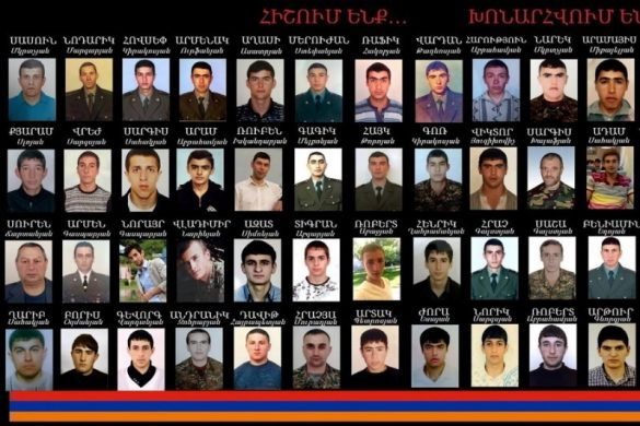 april martyrs