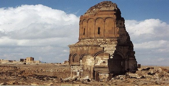 armenian church turkey distroyed