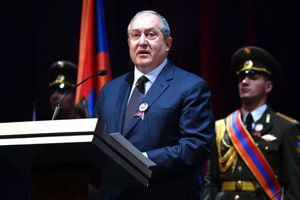 president sarkisian