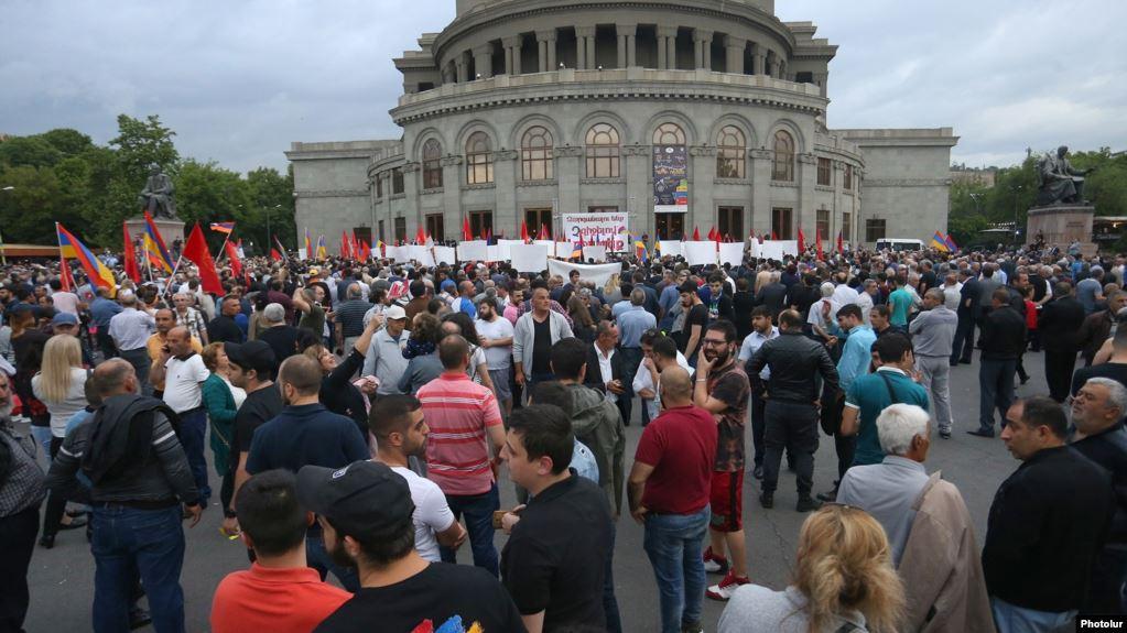 Dashnaktzutyun-rally