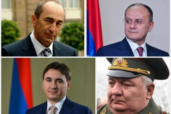 kocharyan-ohanyan-khatchadurov-Gevorkyan