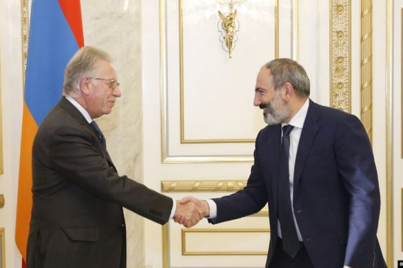 pashinyan-Giani