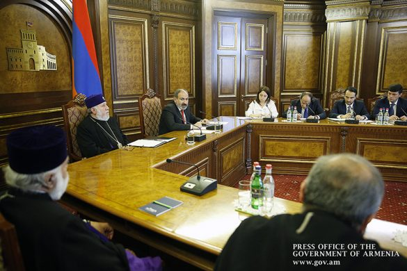 pashinyan-catholicos